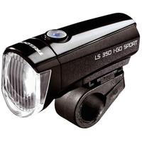 Trelock LS 350 I-GO Frontscheinwerfer schwarz 2019 vorne