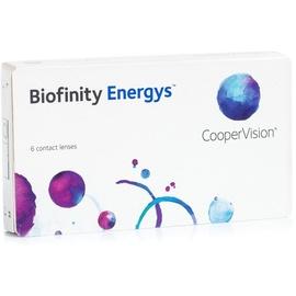 CooperVision Biofinity Energys 6 St.