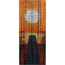 Wenko Bambusvorhang Sonnenuntergang 819111500