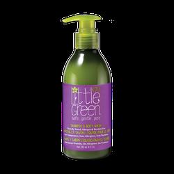 Little Green Shampoo Kids Shampoo & Body Wash