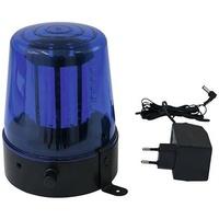 Eurolite LED Polizeilicht 4W Blau Anzahl Leuchtmittel: 108