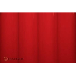 Oracover 21-021-010 Bügelfolie (L x B) 10m x 60cm Rot (fluoreszierend)