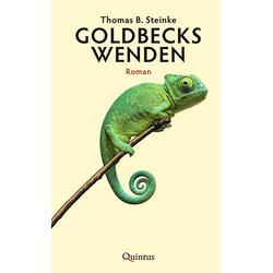 Goldbecks Wenden als Buch von Thomas B. Steinke