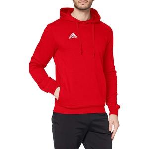 adidas Herren Tiro17 Kapuzensweatshirt, Rot (scarlet/White), L