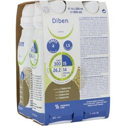 Diben Drink Cappuccino 1,5 Kcal/ml