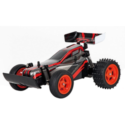 Spielzeug-Auto 2,4GHz RC Race Buggy, red