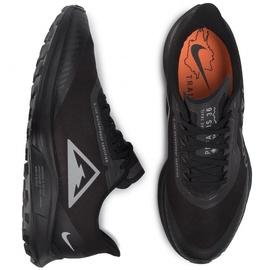 Nike Zoom Pegasus 36 Trail GTX M black/thunder grey/total orange 43