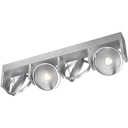 Philips Lighting Ledino 53154/48/16 LED-Deckenstrahler 24W Aluminium