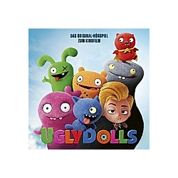 UglyDolls  1 Audio-CD - Hörbuch