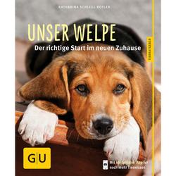 GU Unser Welpe von Katharina Schlegl-Kofler