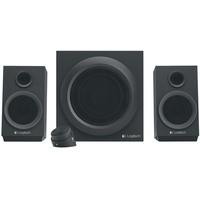 Logitech Z333 2.1 Lautsprecher schwarz (UK-Version)
