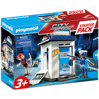 Playmobil City Action Starter Pack Polizei 70498