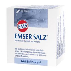 EMSER Salz 1,475 g Pulver 20 St