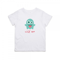 """Kinder T-Shirt zum 1. Geburtstag """"wild one"""""""