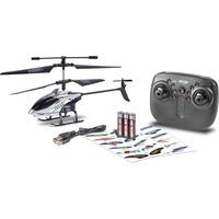 CARSON Police Tyrann 230 Gyro RC Einsteiger Hubschrauber RtF