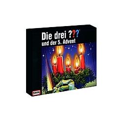 Die drei ??? und der 5. Advent (3CD-Box)