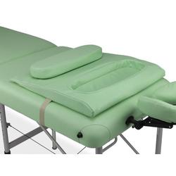 HABYS Brustpolster mit Aussparung - Lagerungshilfen für Frauenmassage