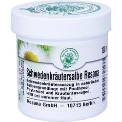 SCHWEDENKRÄUTER Salbe
