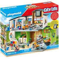 Playmobil City Life Große Schule mit Einrichtung 9453