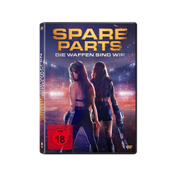 Spare Parts - Die Waffen sind wir DVD