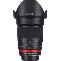 Samyang 35mm F1,4 AS UMC Canon EF