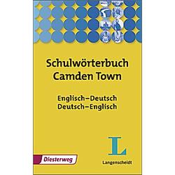 Schulwörterbuch Englisch - Buch