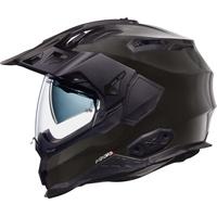 Nexx X.WED 2 Plain Helm, schwarz, Größe XL