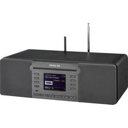Sangean Revery R6 Internet CD-Radio DAB+, UKW AUX, Bluetooth®, CD, NFC, SD, USB, WLAN, Internetradi