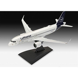 Model Set Airbus A320 neo Lufthansa 1:144