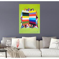 Posterlounge Wandbild, Astrapop II 70 cm x 90 cm