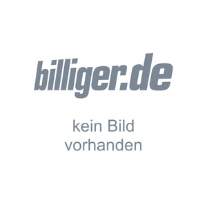 riess-ambiente Esstisch MODERN BAROCK 180cm schwarz, Tischplatte aus Opalglas