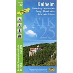 Kelheim 1 : 25 000