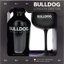 Bulldog Gin incl. Copa Glas