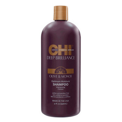 CHI Deep Brilliance Optimum Moisture Shampoo 946ml