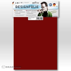 Oracover 50-020-B Designfolie Easyplot (L x B) 300mm x 208mm Rot