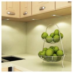kalb LED Unterbauleuchte kalb LED Küchenleuchte Unterbauleuchte Aufbauleuchte Küchenlampe Unterbaustrahler SET