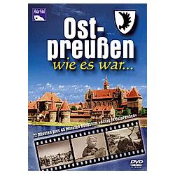 Ostpreußen - wie es war... - DVD  Filme