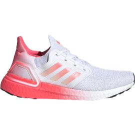 adidas Ultraboost 20 W cloud white/signal pink/signal pink/coral 40