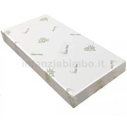 Aloe Vera Matratze für Dolci Ninne Bett 115 x 55 cm