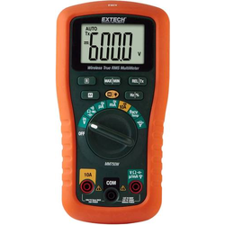 Extech Hand-Multimeter digital Datenlogger CAT III 1000 V, CAT IV 600V Anzeige (Counts): 6000