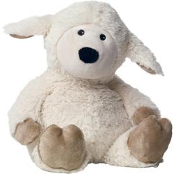 Wärme Stofftier Beddy Bear Schaf beige