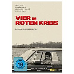 Vier im roten Kreis - DVD  Filme