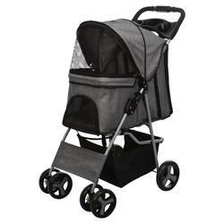 Trixie Buggy grau