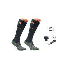 ALPENHEAT Heizsocken FIRE-SOCKS  AJ27-RC Sockengröße - 42 - 45,