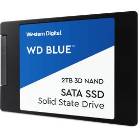 Western Digital Blue 3D NAND 2TB (WDBNCE0020PNC-WRSN)