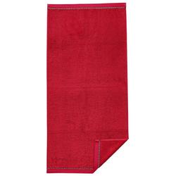 Esprit Handtuch rot 1 50x100 cm, Handtuch