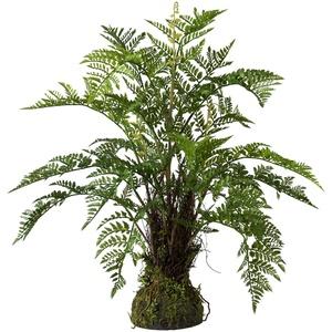 Kunstpflanze Farn in Grün, ca. 70cm