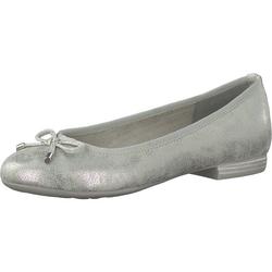 Ballerina, silber, Gr. 40 - 40 - silber