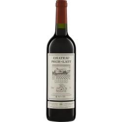 Château Pech-Latt Rouge AOP 2018 Biowein