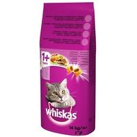 Whiskas 1+ mit Thunfisch 14 kg